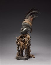 Male Figure, late 1800s-early 1900s. Creator: Unknown.