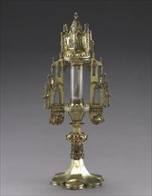 Monstrance with a Relic of Saint Sebastian, 1484. Creator: Unknown.