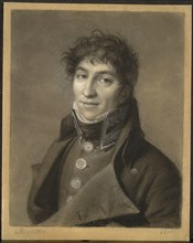 Portrait of a Man, 1800. Creator: Jean-Baptiste Jacques Augustin (French, 1759-1832).