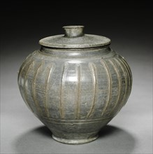 Pot with Cover, 100s. Creator: Unknown.