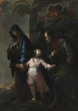 Return to Nazareth, 1735. Creator: Francesco Conti (Italian, 1681-1760).
