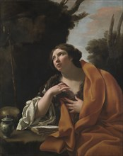 Saint Mary Magdalen , c. 1630. Creator: Simon Vouet (French, 1590-1649).