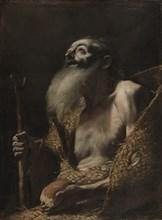 Saint Paul the Hermit, c. 1662-1664. Creator: Mattia Preti (Italian, 1613-1699).