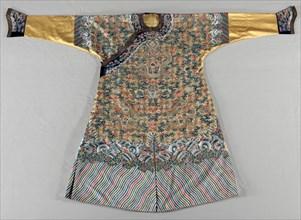 Semi-formal Court Robe (Jifu), late 1700s. Creator: Unknown.