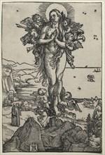 The Ecstasy of Mary Magdalene, 1501-1504. Creator: Albrecht Dürer (German, 1471-1528).