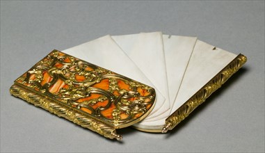 Writing Tablet (Aide Mémoire), c. 1760-70. Creator: Unknown.