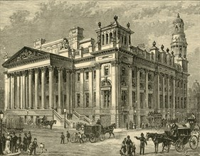 'The Royal Exchange', 1898. Creator: Unknown.