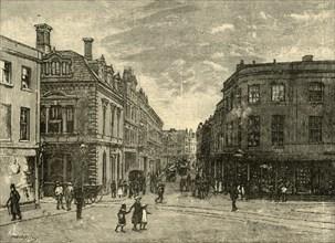 'High Street, Newport', 1898. Creator: Unknown.