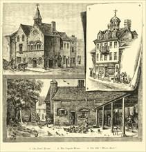 'Views in Bury', 1898. Creator: Unknown.