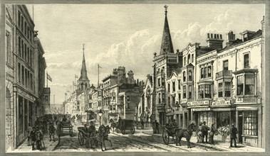 'High Street, Southampton', 1898. Creator: Unknown.