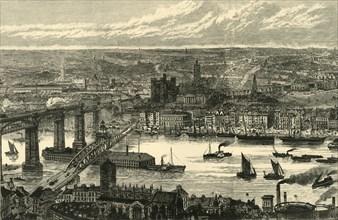 'Newcastle-On-Tyne', 1898. Creator: Unknown.