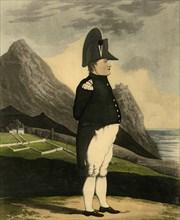 'Napoleon Bonaparte', 1816, (1921).  Creator: Unknown.