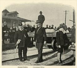 'Arrival at Port Tampa', Spanish-American War, June 1898, (1899).  Creator: Burr McIntosh.