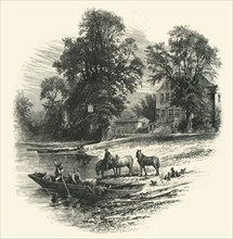 'The Bells of Ousely', c1870.
