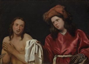 Clothing the Naked, ca. 1661. Creator: Michiel Sweerts.