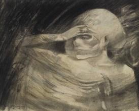 Madame La Mort, 1890-1891. Creator: Gauguin, Paul Eugéne Henri (1848-1903).