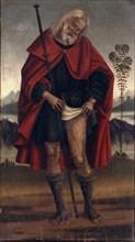 Saint Roch, ca 1515-1520. Creator: Signorelli, Luca (ca 1441-1523).