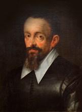 Portrait of Johannes Kepler (1571-1630), Between 1601 and 1615. Creator: Aachen, Hans von (1552-1615).