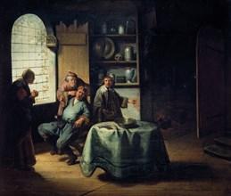 Operation, ca 1637-1640. Creator: Spreeuwen, Jacob van (1611-after 1650).