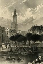 'Strasburg', c1872. Creator: A Willmore.