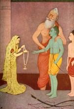 'Rama's Marriage', 1920. Creator: Unknown.