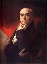 'Portrait of the Painter', c1815, (1924). Creator: Henry Raeburn.