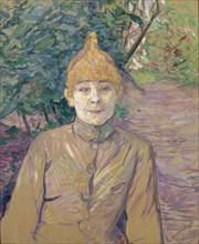 The Streetwalker, ca. 1890-91. Creator: Henri de Toulouse-Lautrec.