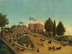 The Claremont, ca. 1855. Creator: Unknown.