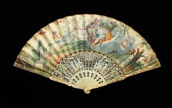 Fan, 1730-50. Creator: Unknown.