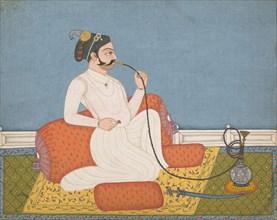 Portrait of Thakur Utham Ram, ca. 1760. Creator: Unknown.