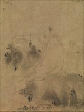 Meeting between Yaoshan and Li Ao, before 1256. Creator: Zhiweng.