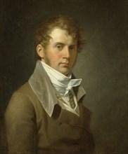 Portrait of the Artist, 1800. Creator: John Vanderlyn.