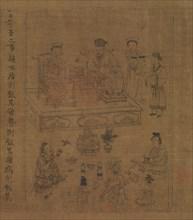The Classic of Filial Piety, ca. 1085. Creator: Li Gonglin.