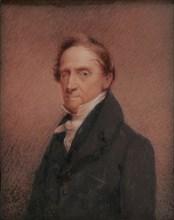 Self-portrait, ca. 1825. Creator: William Dunlap.
