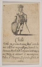 Chile, from 'Game of Geography'