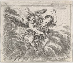 Boreas and Orithyia, from 'Game of Mythology'