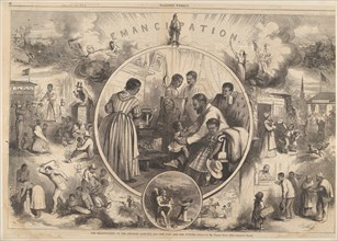 Emancipation of the Negroes - The Past and the Future