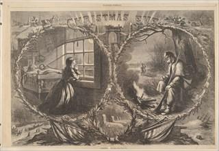 Christmas Eve, 1862