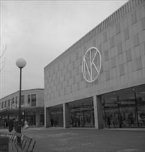 Opening of Farsta Centrum, 1960. Creator: Unknown.