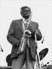 Jimmy Forrest, Capital Radio Jazz Festival, London, 1979. Creator: Brian Foskett.