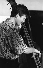 Andy Cleyndert, c1992. Creator: Brian Foskett.