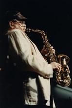 Phil Woods,  North Sea Jazz Festival, The Hague, Netherlands, 1992. Creator: Brian Foskett.