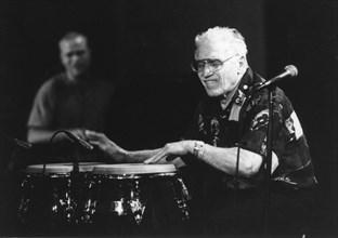 Jack Constanzo, North Sea Jazz Festival, The Hague, Netherlands, 2003. Creator: Brian Foskett.
