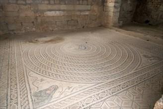Libya, Cyrene, House of Jason Magnus, 2007. Creator: Ethel Davies.
