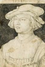 Bernard van Orley, 1521. Creator: Dürer, Albrecht