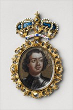 Decoration of Honour with Portrait of Emperor Peter I the Great