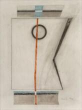 Untitled, 1919. Creator: Moholy-Nagy, Laszlo