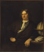 Portrait of Pieter Scholten , 1697-1699 . Creator: Graat, Barend