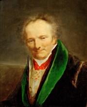 Portrait of Dominique Vivant, Baron Denon