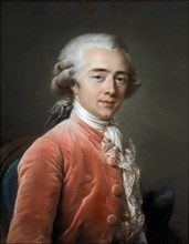 Portrait of François-André Vincent